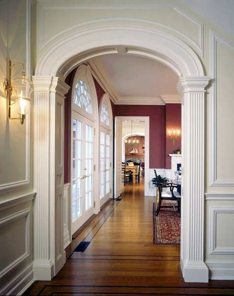 TRIM DETAIL – How to bring out your home's character with trim.