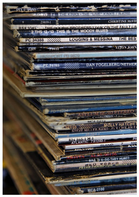 VINYL Nice article about vinyl records