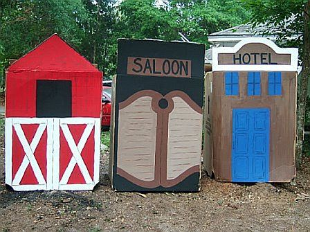 Cowgirl decorations by littldetails, via Flickr