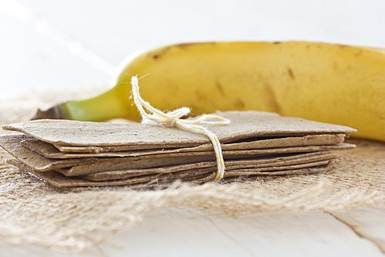 Banana Fruit Leather