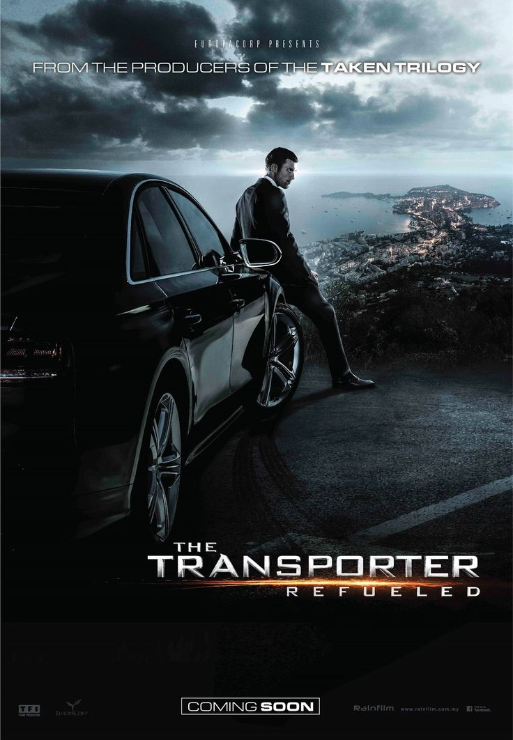 the transporter refueled - Google Search