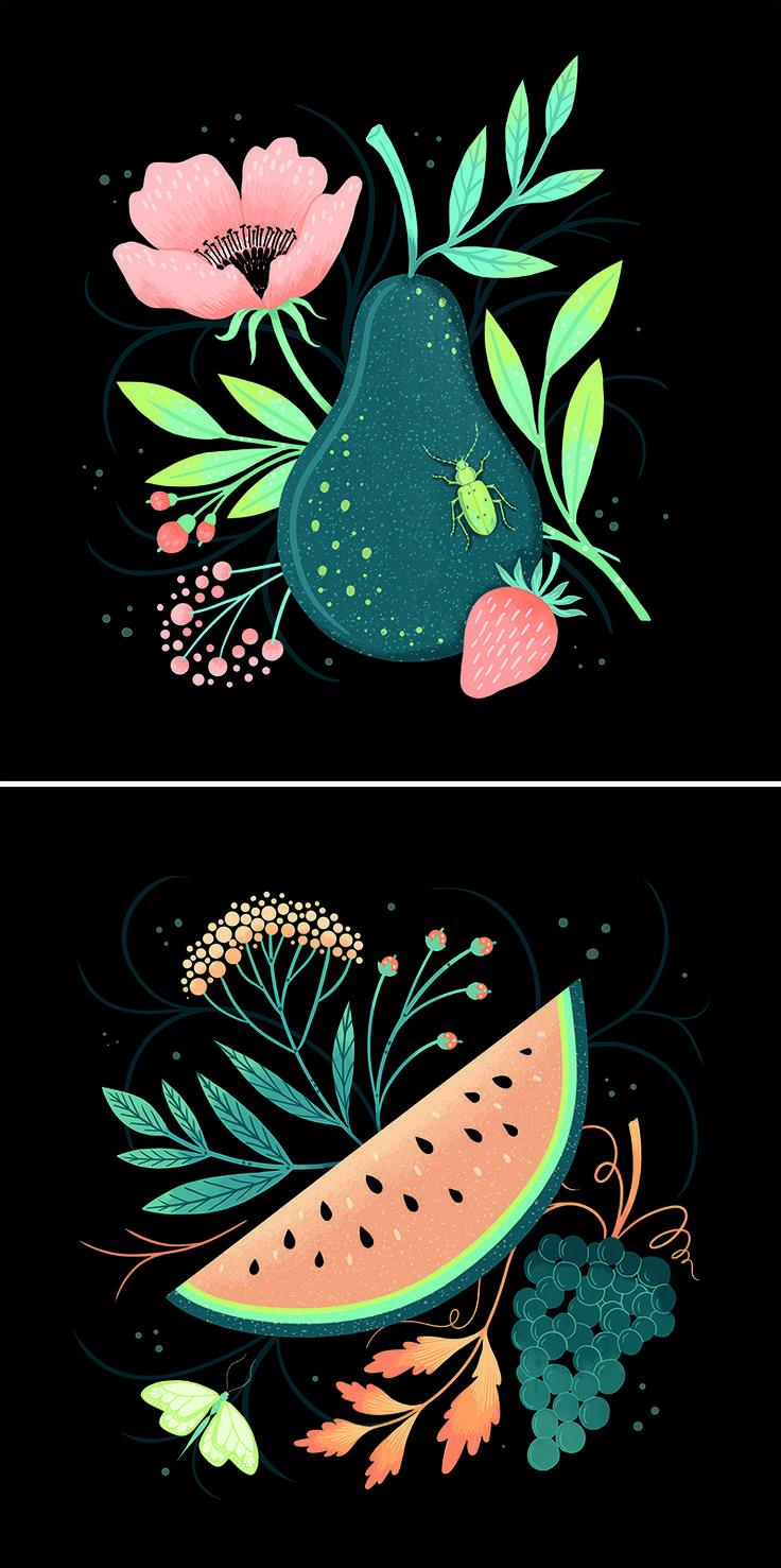 Digital illustration by Lisa Perrin  www.madebyperrin.com