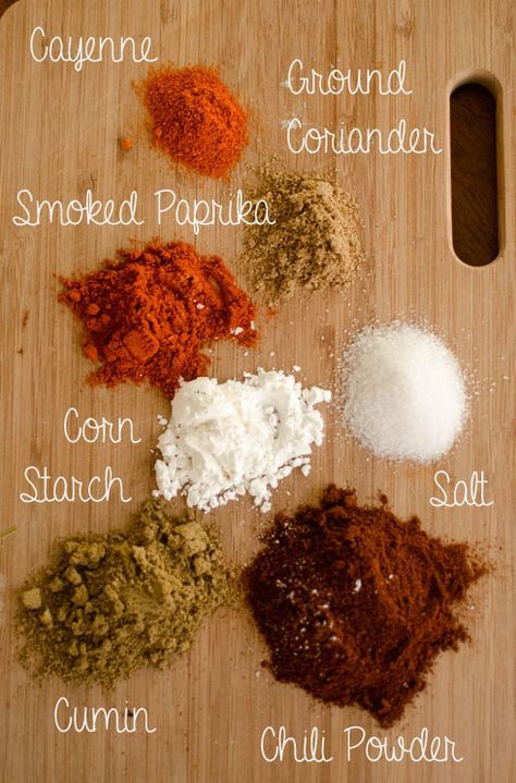 Recipe: Alton Brown's Taco Seasoning