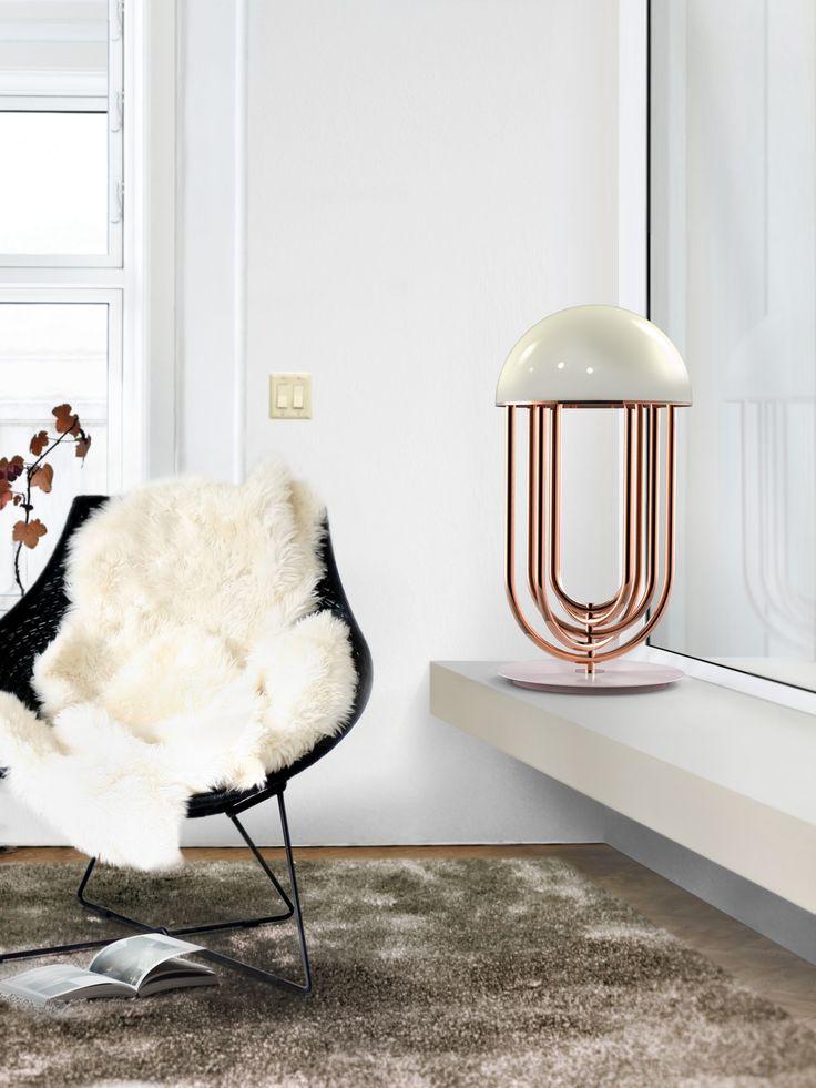 Delightfull Lighting TURNER Table from K + I