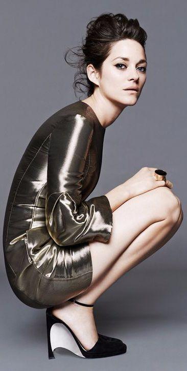 Makeup muse - Marion Cotillard -