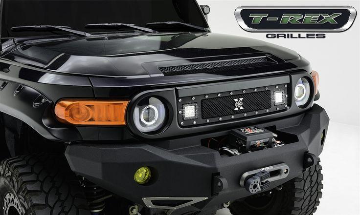 U-Bar LED DRL headlights for FJ Cruiser - Toyota FJ Cruiser Forum