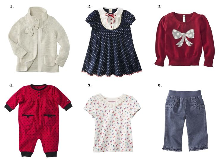 Baby Chic: Cute and Comfy Clothes for Babies (Target)