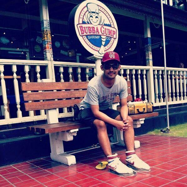 Bubba Gump Bali.. 3 months ago