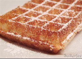 origineel recept brusselse wafels