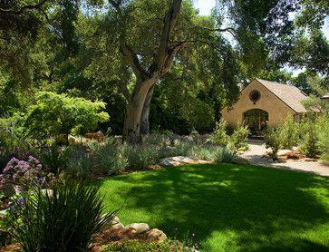 Greek Backyard Designs bird Mediterranean Landscape Design Ideas