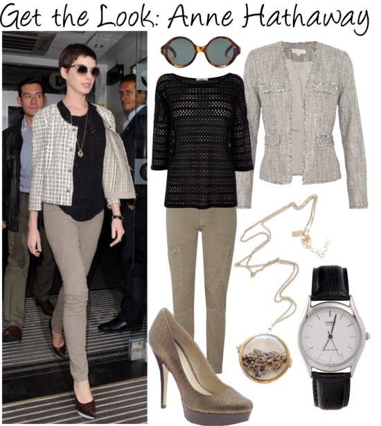 Anne Hathaway Outfits: 17 Best Images About Anne Hathaway. On Pinterest
