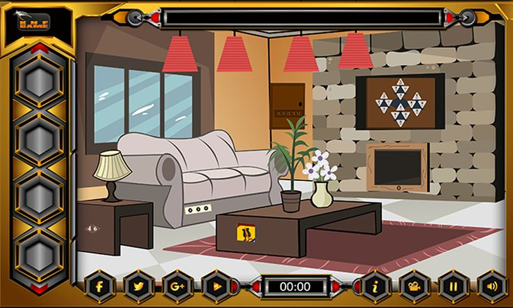 Knf Rescue The Snakes is a new android escape game developed by KnfGame. In this game we need to rescue the Snake from a House inside . Collect the objects around the hunter house and use them to solve puzzles to find the key to escape the Snake. Good luck and have fun playing knf escape games, free online and point and click escape games.