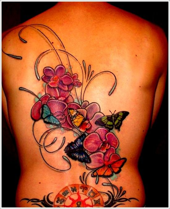 30 sexy and beautiful orchid tattoo designs tattoo ideas flowers pinterest orchid tattoo. Black Bedroom Furniture Sets. Home Design Ideas