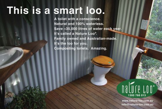 Nature Loo get a mention in this article about composting toilets. They manufacture a range of systems to suit Australian conditions. They are an advertiser in Pip Magazine also. #compostingtoilet