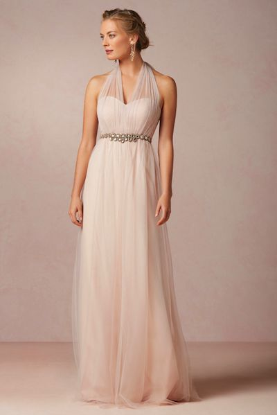 jenny yoo annabelle  | Jenny Yoo's tulle Annabelle dress for BHLDN, BHLDN.com.
