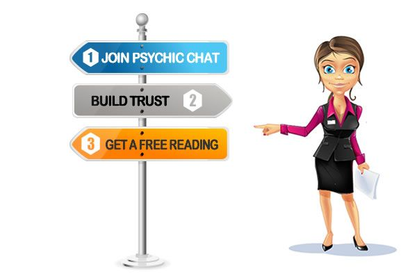 get free psychic reading
