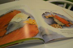 Kids Nook Reads: Gruff the Grump