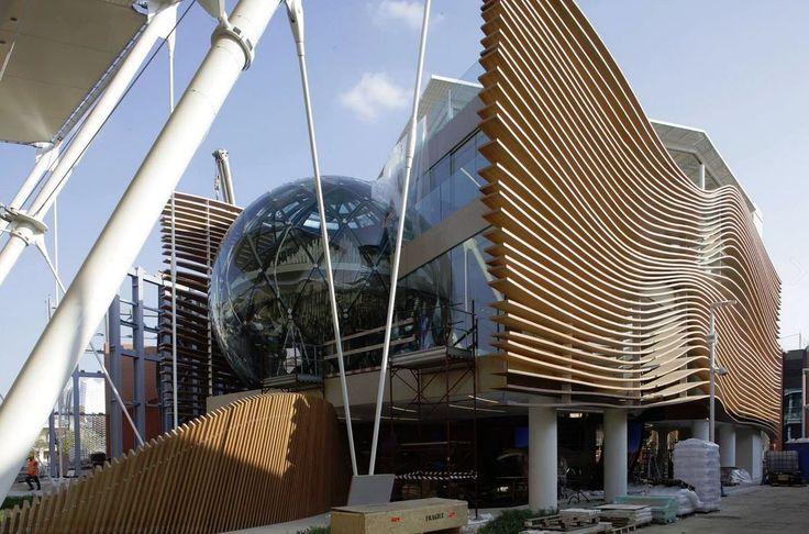 Bâtiment de L'Azerbaïdjan