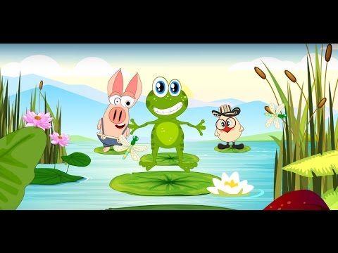 Pupaza din tei (Lucica) - Clopotelul Magic - cantece pentru copii - YouTube