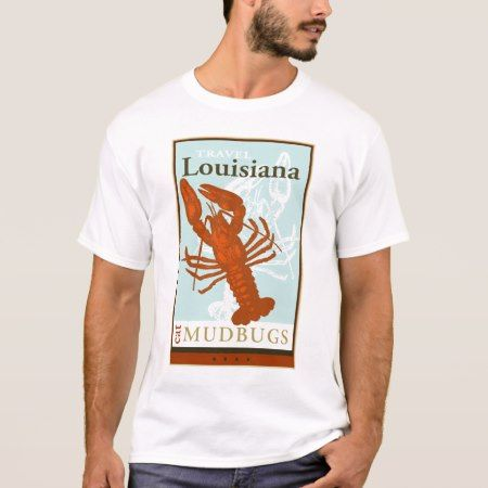 Travel Louisiana T-Shirt - click/tap to personalize and buy