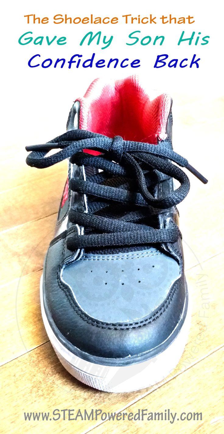 13 best shoe tying images on pinterest