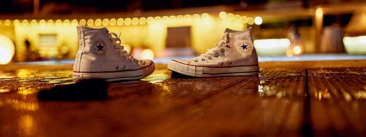 Converse wedding photos