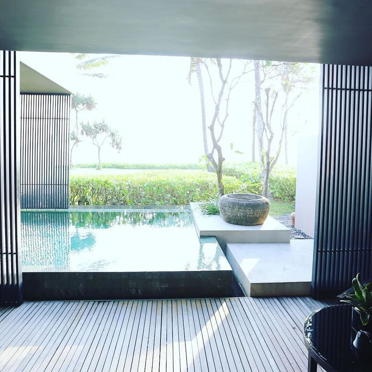 It's a pretty easy view to get used to #alilavillassoorivilla110 at #alilavillassoori #roomcritic #alilahotels #alilatime #luxurylife #balilife #luxuryvilla #luxuryhotel