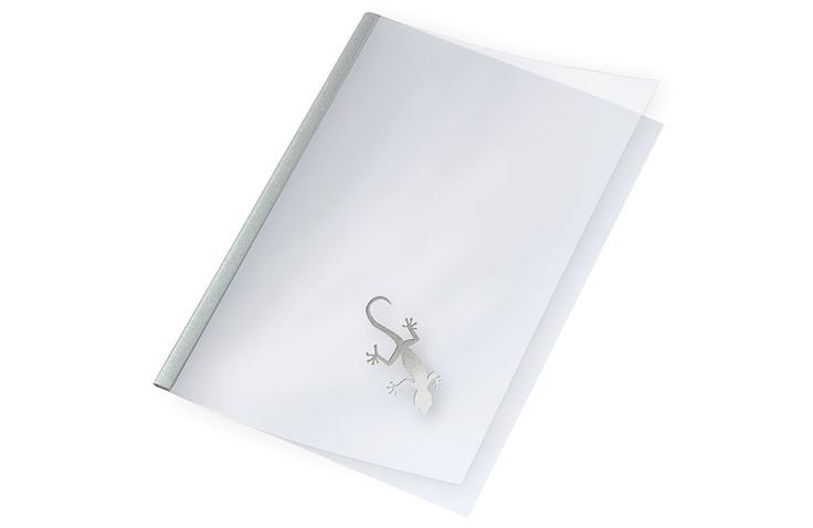 SteelMat-Aluminium-Preg-sølv Transfer innbinding http://unibind.no