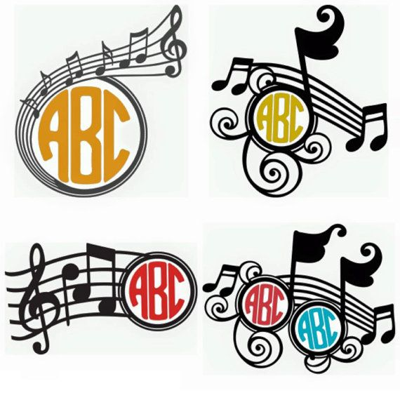 the 25  best vinyl monogram ideas on pinterest