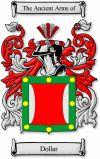 Dollar Coat of Arms / Dollar Family Crest