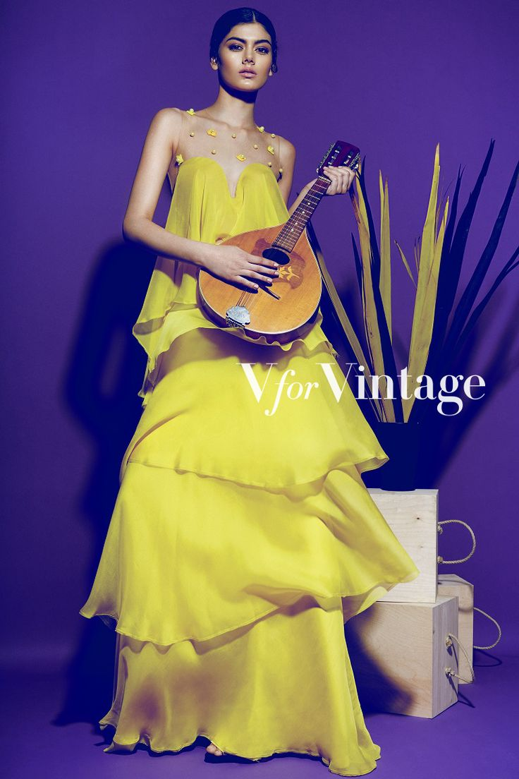 V for Vintage FIESTA Editorial - Mai 2015