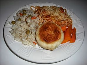 Cod Fish Cake With Vegetable Rice Directory Listing Of Recipes At Recipe Marketing http://marketingsites-sp.net/Recipes/Listings/Coverletter.html http://marketingsites-sp.net/Recipes/Listings/Cover.html http://recipemarketing.blogspot.com/2014/04/directory-listing-of-recipes.html  #Recipes #Cooking #Baking #Food #Amazon #Dining #Kitchen #Appliance #Cookware #Bakeware #Dinerware