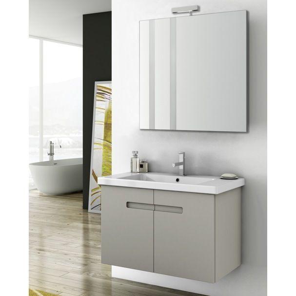 Acf 34 Inch Bathroom Vanity Set Ny6 Single Bathroom Vanity