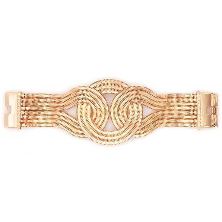 Lara Bohinc Rose Gold Bracelet £420