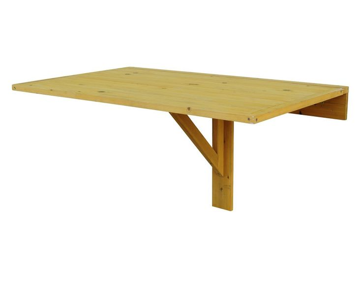 how about an wallmount fold down table that can work inside attractive wall mounted
