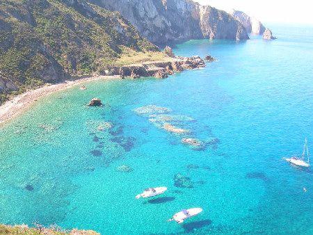 Palmarola, Italy