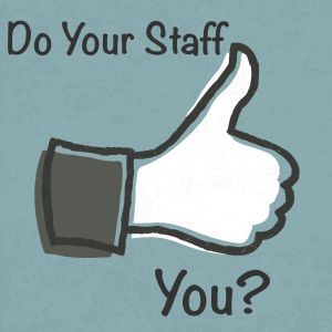 """Do Your Employees """"Like"""" You? - Real Social"""
