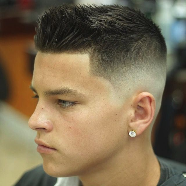 Good 25 Amazing Bald Fade Hairstyles