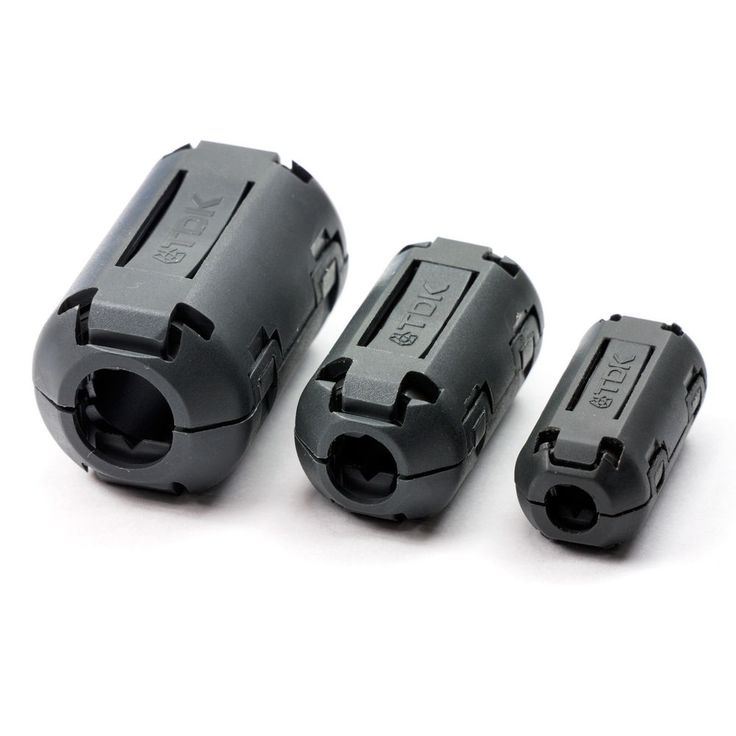 TDK clip on ferrite beads for EMI/RFI noise reduction. Various sizes available. Genuine TDK product sourced from an authorised UK distributor. | eBay!