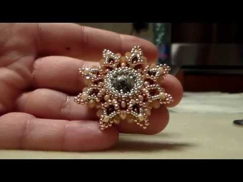 """ Tutorial orecchini Serendipity"" - YouTube"