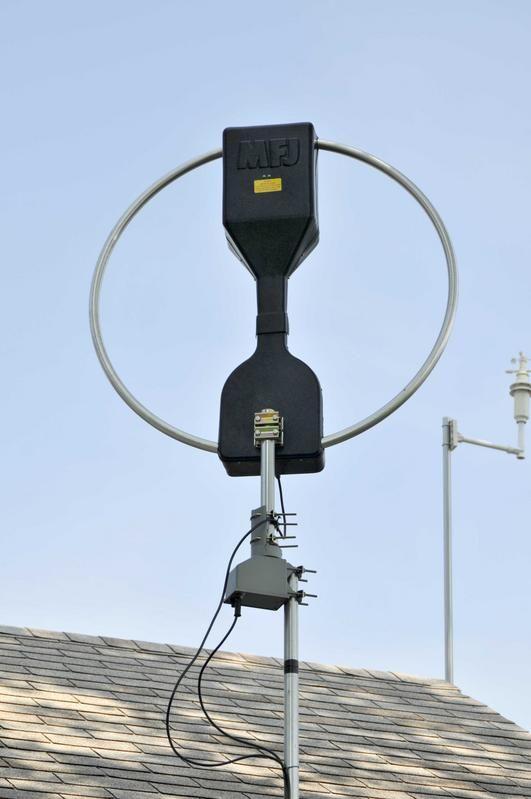 Mfj 1786 Super Hi Q Loop 36 Dia 10 30 Mhz 531 215 799
