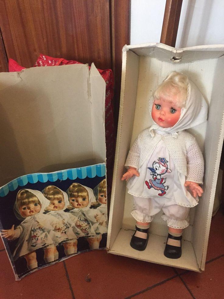 Cipollina Furga bellissima In Scatola - doll poupee puppen muneca in Giocattoli e modellismo, Bambole e accessori, Bambolotti e accessori | eBay