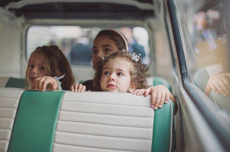 AnDphotography F+M wedding story #andphotography #weddingphotographer #wedding #flowergirl #sixties #volkswagen