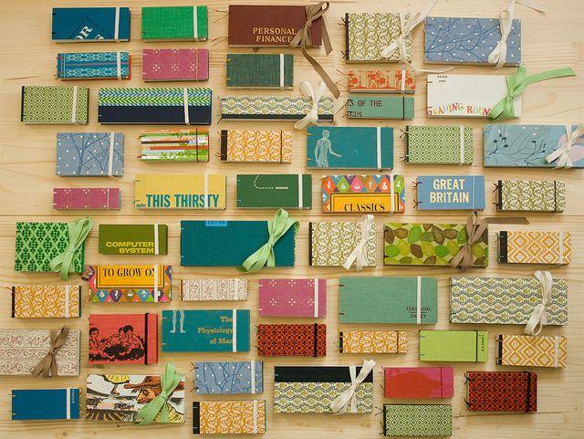 Great ideas.: Book Art, Cute Ideas, Book Binding, Photo Shared, Book Erinzam, Book Happy, Bins Book, Great Ideas, Book Recycled