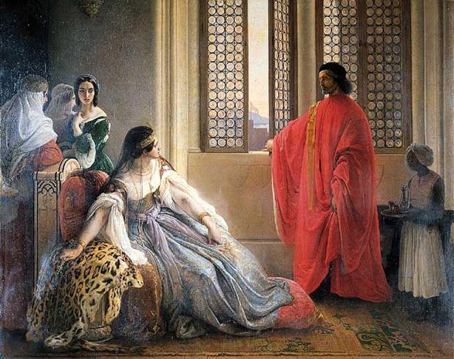 Η Αικατερίνη Κορνάρο καθαίρεται απο το θρόνο της Κύπρου (1842)