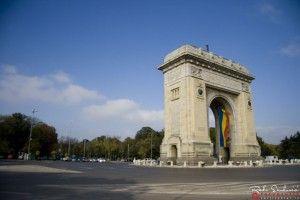 Arcul de triumf din Bucuresti