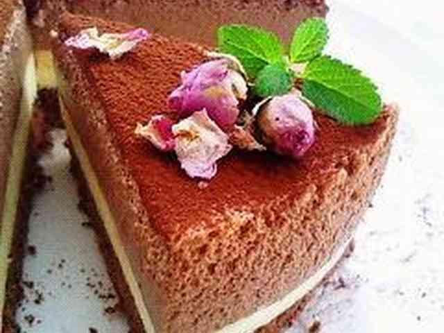 ♡ダブルチョコムースケーキ♡の画像