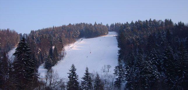 Ski Čertov Javorníky - lyžiarske stredisko