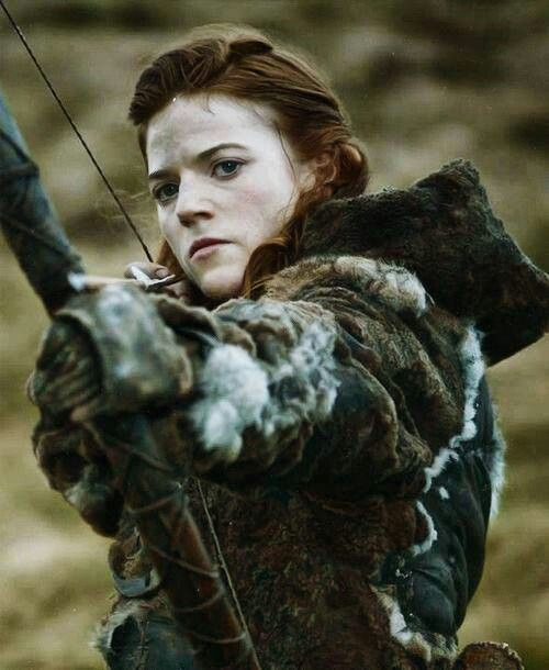 Image result for ygritte game of thrones