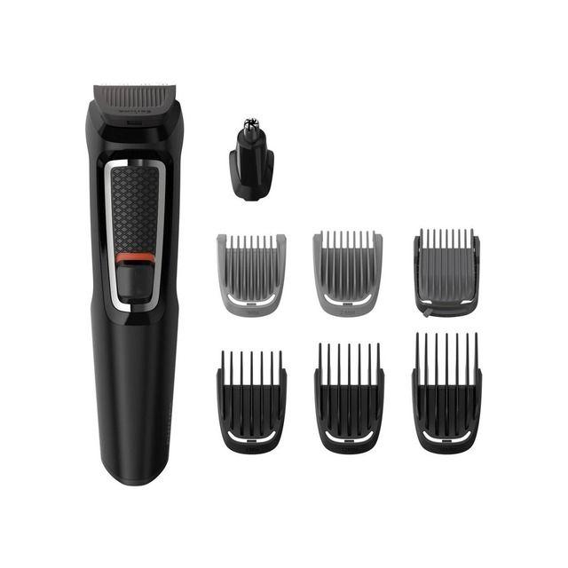 Multigroom Philips Mg3730 15 Cara Y Cabello Con 8 Herramientas En 2020 Barberos Cuchillas De Afeitar Y Recortes De Barba